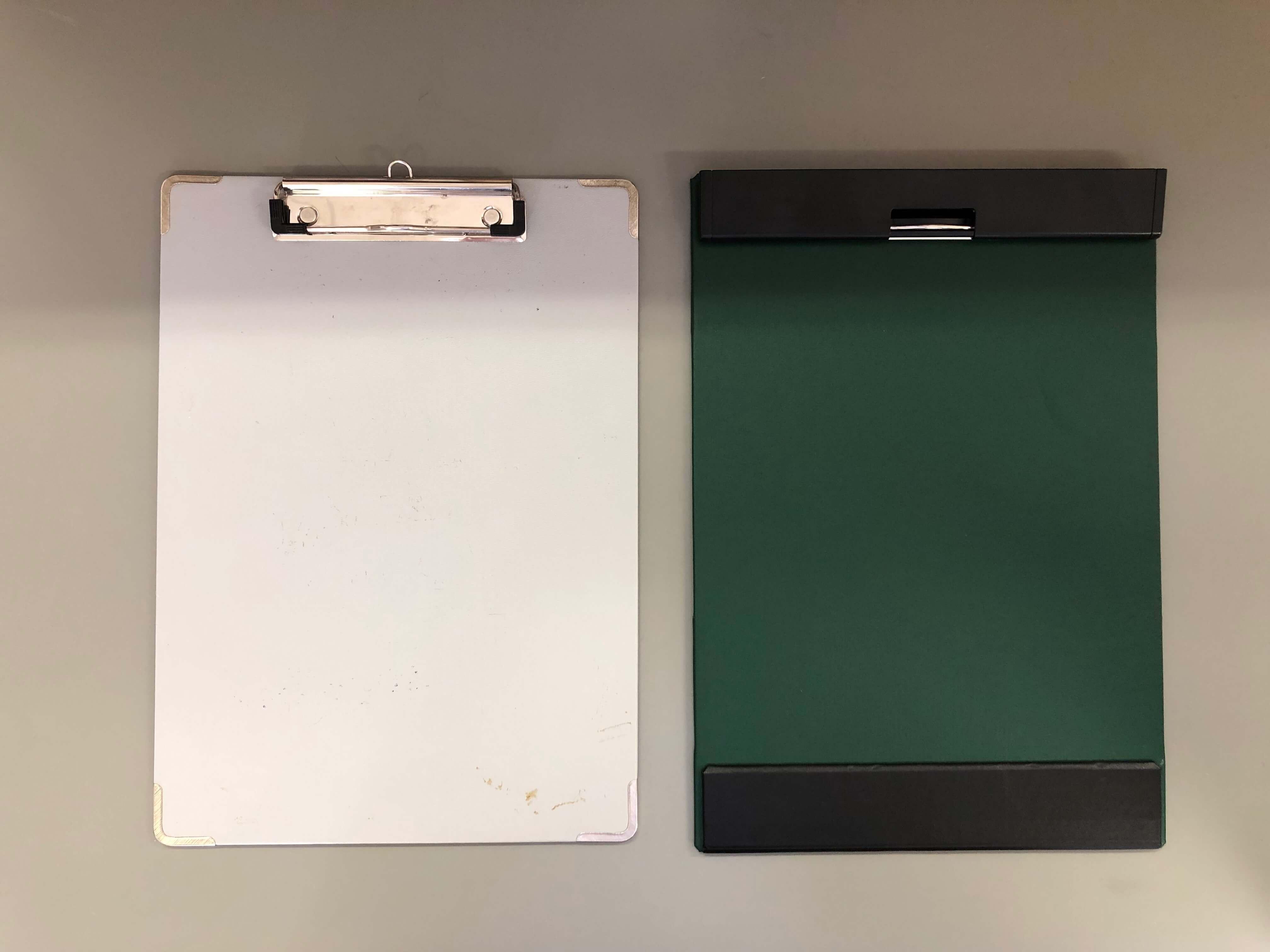 マグフラップのメリット・デメリット【普通のクリップボードと比較しつつ考察】